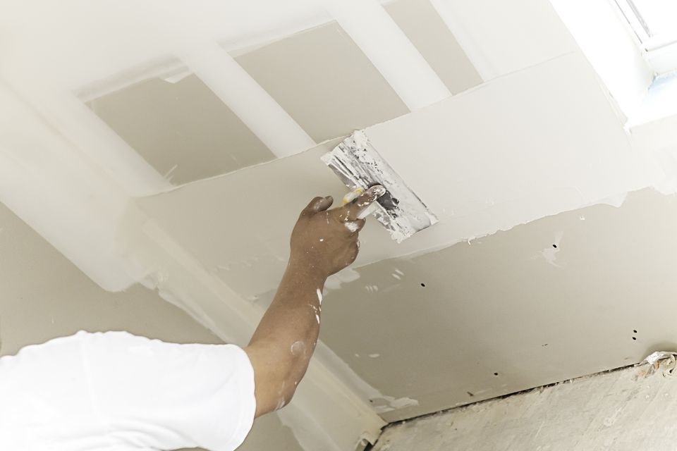 Drywall Repair and ProSource Painting Popcorn Ceiling Removal